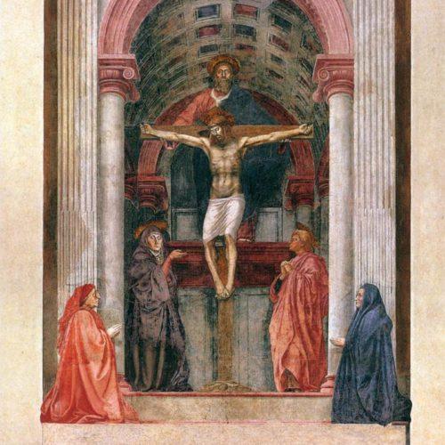 Oggi festeggiamo la Santissima Trinità